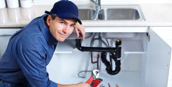 замена сантехники на кухне