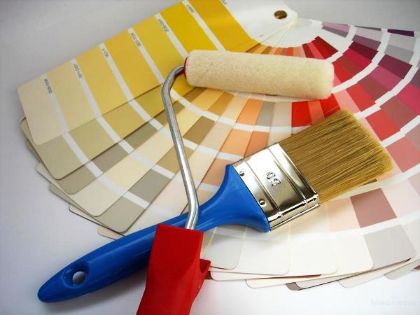 акриловая краска для потолка цена