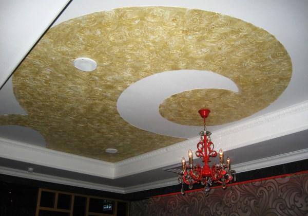 декоративная штукатурка для потолка фото 5