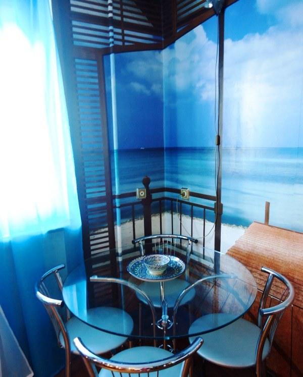 Фотообои «Море» - дуэт стиля и мечты