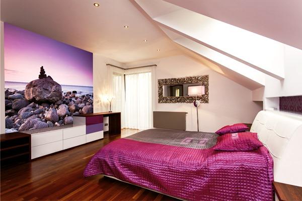 интерьер комнат с фотообоями фото 5