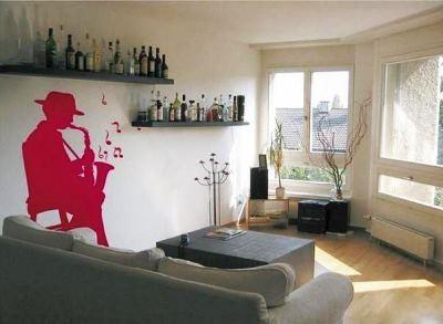 интерьеры квартир с фотообоями фото