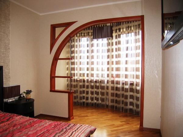отделка арки уголком фото 4