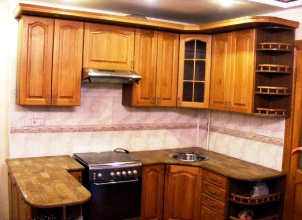 отделка кухни панелями мдф фото 4