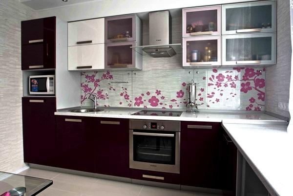 отделка кухни панелями мдф фото 7