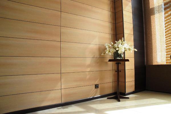 панели мдф в коридоре фото 2