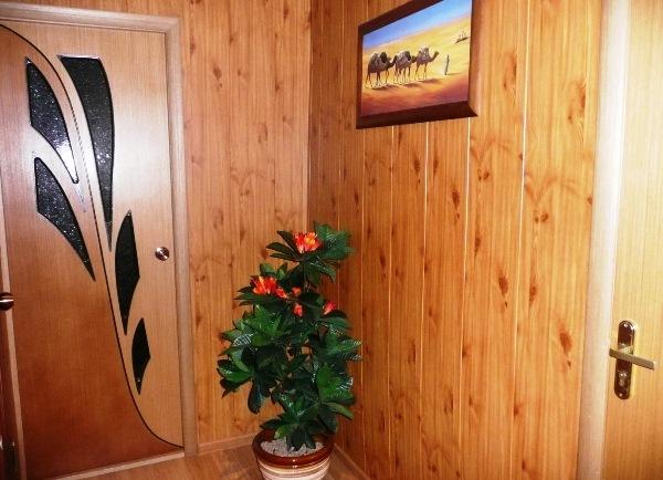 панели мдф в коридоре фото 3