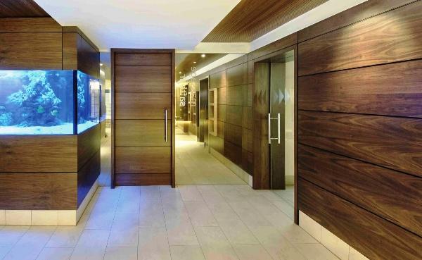 панели мдф в коридоре фото 4