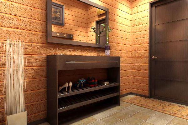 панели мдф в коридоре фото 5