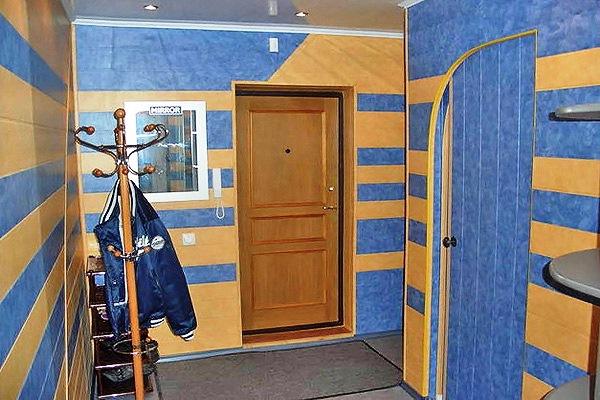 панели мдф в коридоре фото 7