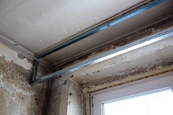 шумоизоляция под натяжной потолок 3