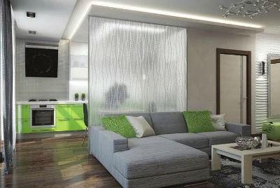 стеклянные перегородки в <u>сделать</u> квартире