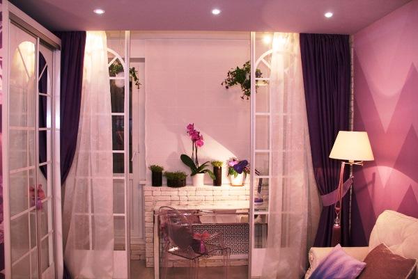 стеклянные перегородки в квартире фото 10