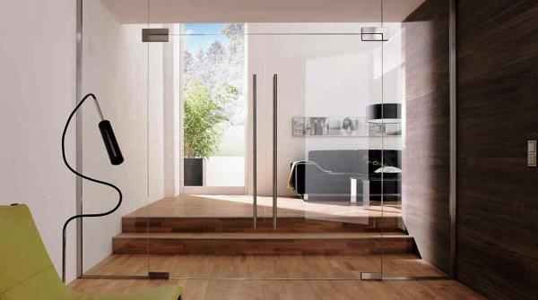 стеклянные перегородки в квартире фото 6