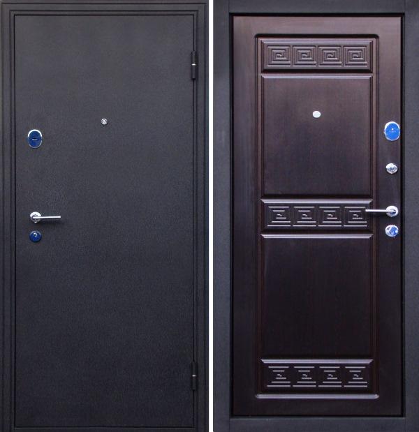 установка входной двери своими руками 2