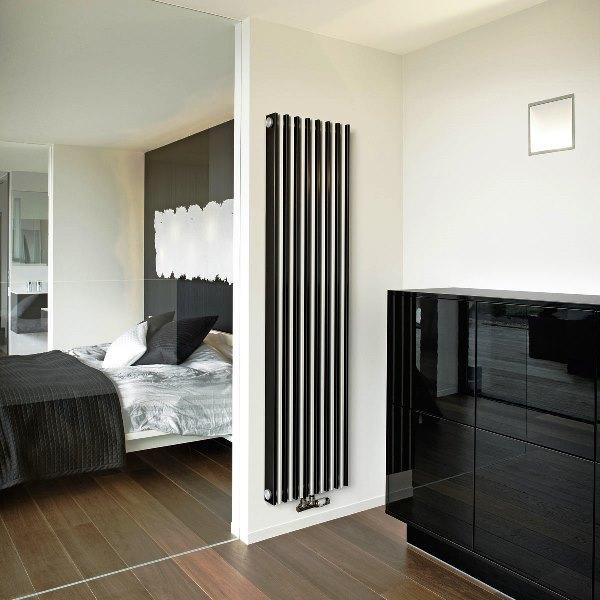 Вертикальные дизайн радиаторы