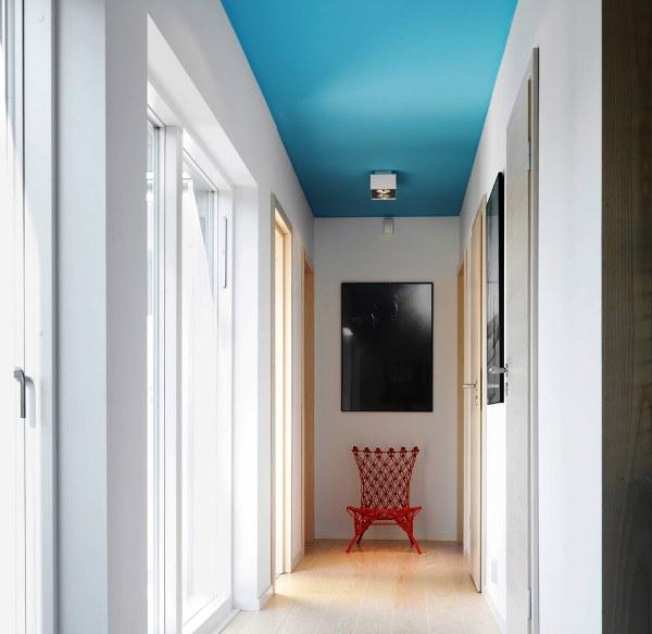 водоэмульсионная акриловая краска для потолка