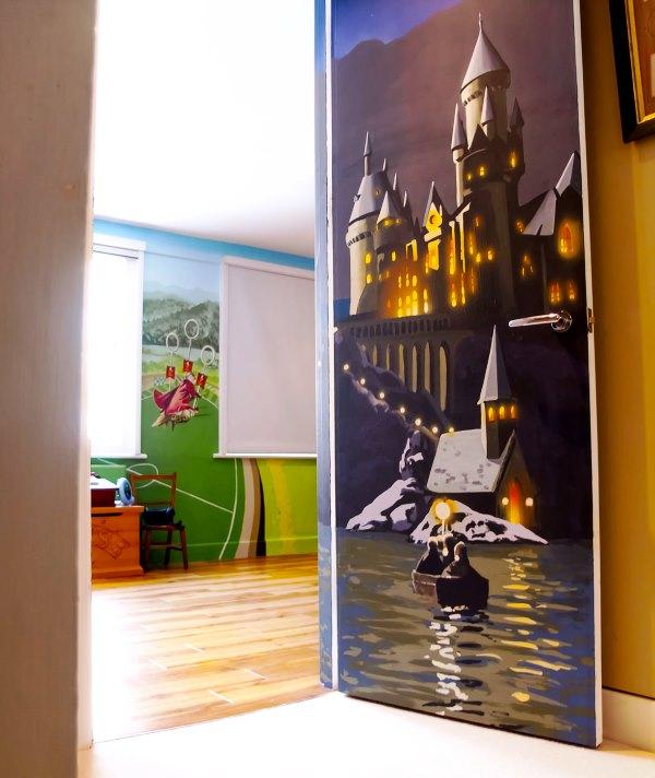 фотообои на дверь фото 11