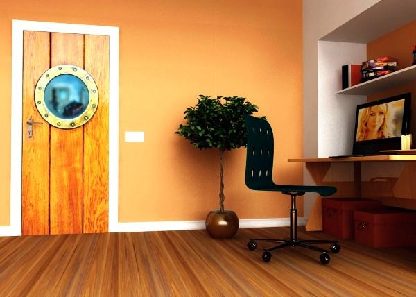 фотообои на дверь фото 2