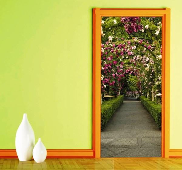 фотообои на дверь фото 3