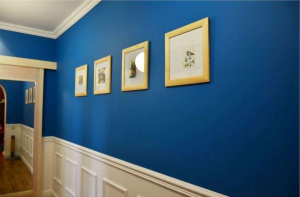 синие обои фото 10