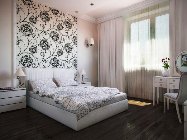 Светлые спальни интерьер фото