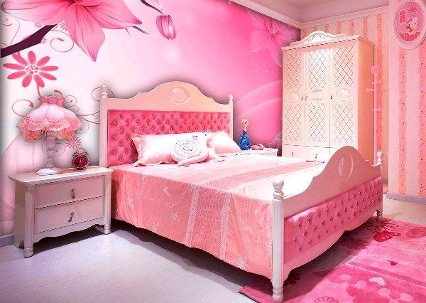 обои розового цвета фото