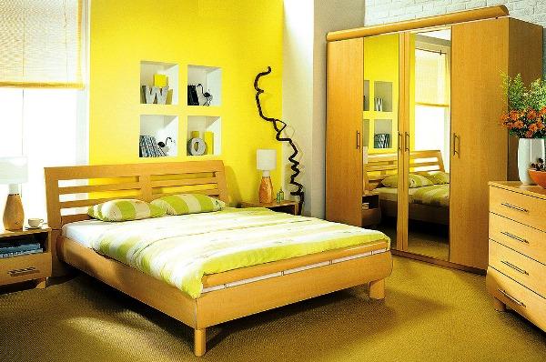 желтые обои фото 3