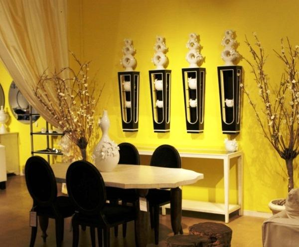желтые обои фото 5