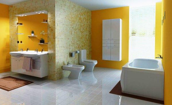 желтые обои фото 6