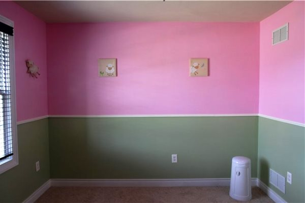 обои под покраску в детскую комнату фото