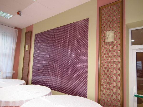 Текстурные обои для стен