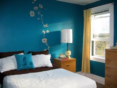 какой цвет обоев выбрать для спальни