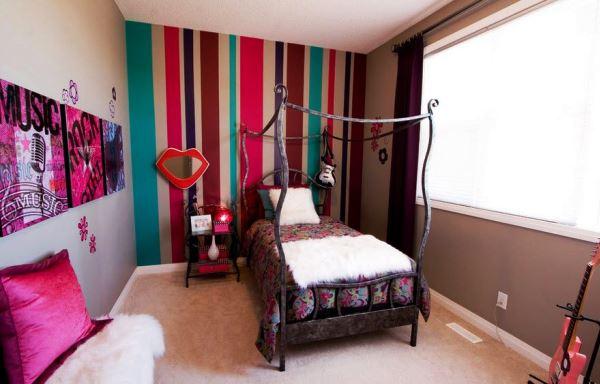обои для подростковой комнаты фото 4