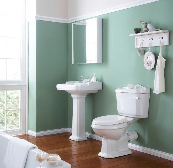 обои для туалета в квартире фото