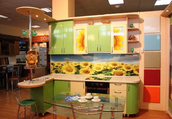 подбор обоев для кухни фото 7