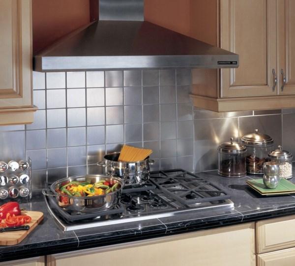 каминные вытяжки для кухни 60 см фото 3