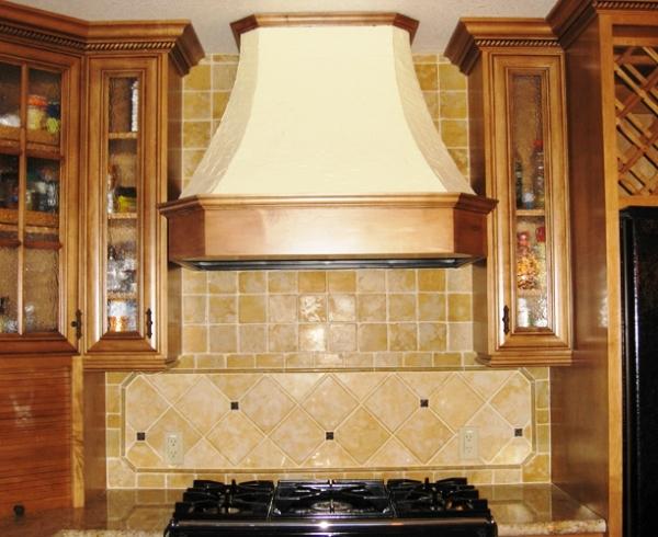 каминные вытяжки для кухни 60 см фото
