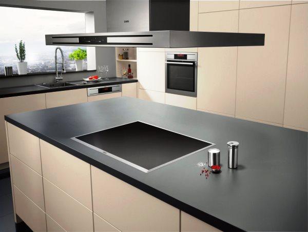 виды вытяжек для кухни фото 5
