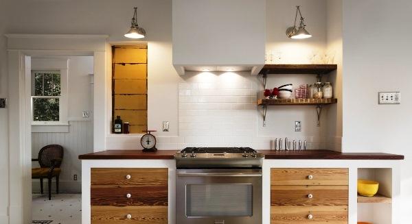 виды вытяжек для кухни фото