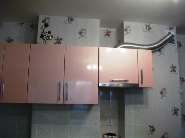 встраиваемая вытяжка для кухни фото