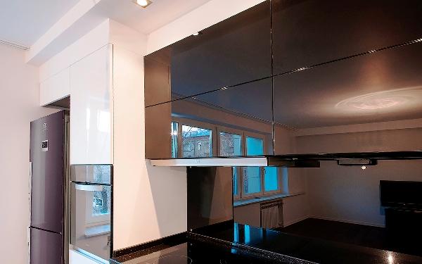встраиваемые вытяжки 90 см для кухни фото 4