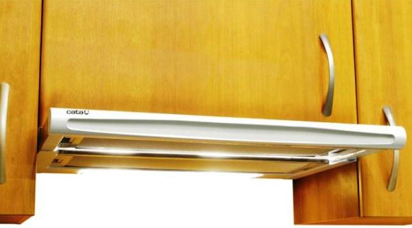 встраиваемые вытяжки для кухни 50 см фото 7