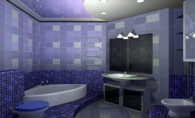 как положить плитку в ванную