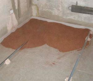 Водяной теплый пол в квартире монтируем своими руками