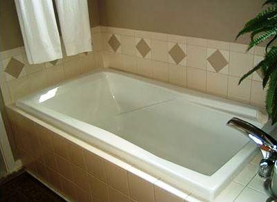 акриловый вкладыш в ванную
